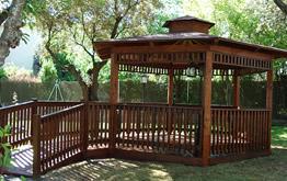 Cenadores de jardin venta montaje instalacion madrid avila segovia guadalajara toledo - Cenadores de jardin alcampo ...